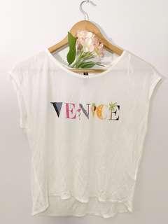 Venice white top