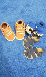 Sepatu baby take all