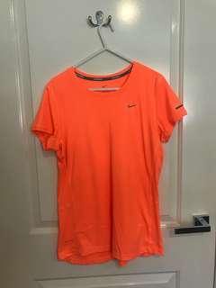 Nike dryfit tshirt