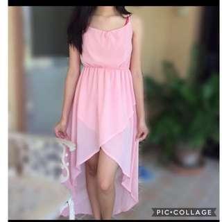 S-M Maroon Dress
