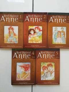 Red hair anne (1-5) end