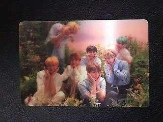 WTB!! BTS LY: Her Lenticular photocard