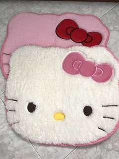 Hello kitty big floor mat