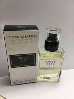 法國 grasse au parfum sweet trip perfume 香水