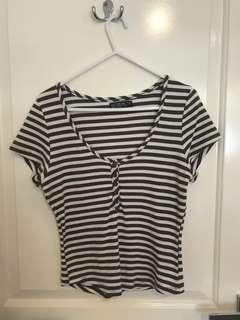 Cotton on cropped tshirt
