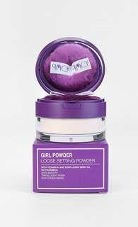 Duck loose powder