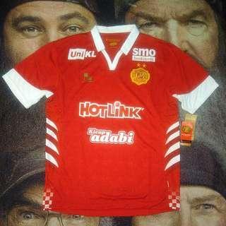 Kelantan Fa home 2014 jersey BNWT Authentic By Warriors