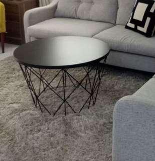 Center and side table set