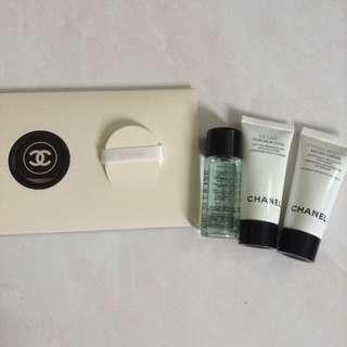 Chanel samples set