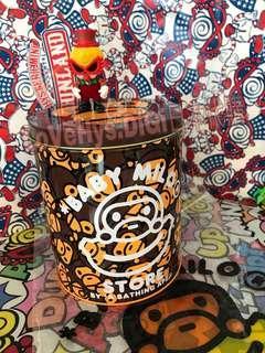 Bape milo 糖果罐/收納罐
