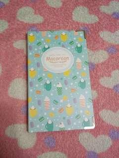 Macaroon Monthly Planner