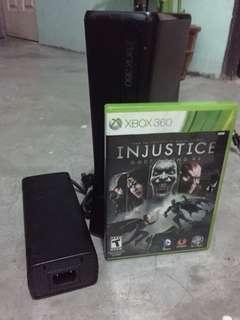 Xbox 360 S US NTSC 1 game