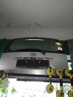 Rear Myvi Bonnet