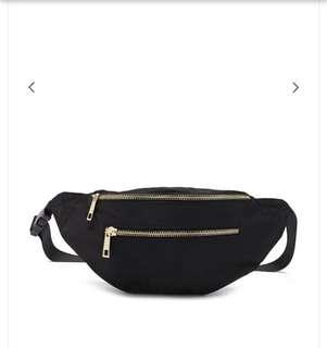 Zippered bag