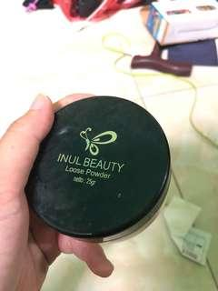 Inul beauty loose powder