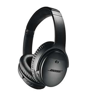 Bose QuietComfort 35 Series II  無線消噪耳機  2代  黑
