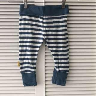 Mothercare Striped Joggers