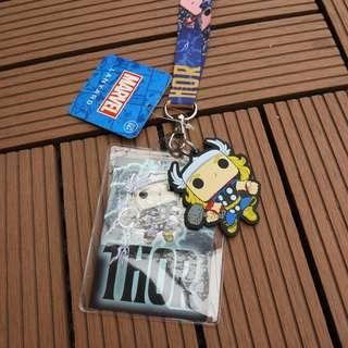 NWT Thor Funky POP Marvel Lanyard