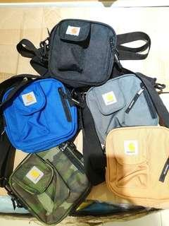 Carhatt sling bag