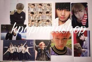 WTS BTS V / Taehyung and Group PC