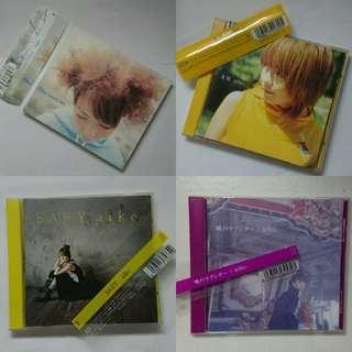 (順豐到付) 4隻 aiko 日版初回版大碟