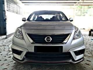 Fulloan Almera 2012 Monthly Rm580