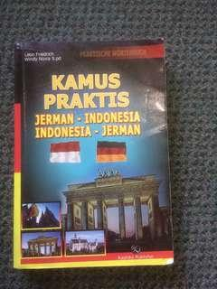 Kamus Praktis Jerman-indonesia & indonesia-jerman