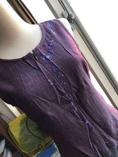 🚚 ORIS無袖上衣+裙子套裝 M號(27腰)