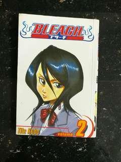 Bleach Volume 2 Comic