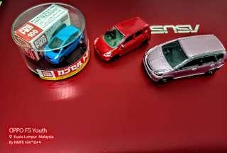 Diecast Honda Fit Collectibles