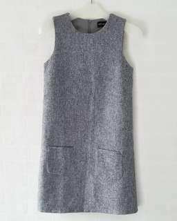 FYN Grey Shift Dress (NEW without TAG)