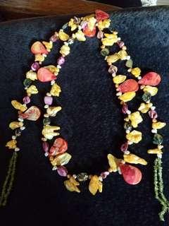 🚚 珍珠,珍珠貝項鏈