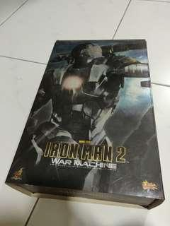 Hot Toys Iron Man 2 War Machine