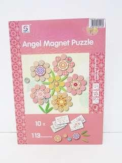 Angel Magnetic Puzzle