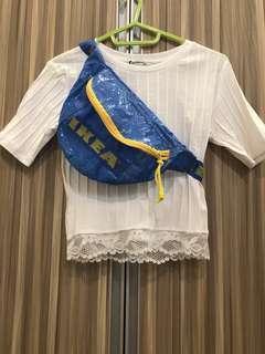 IKEA bum bag (cheap version)