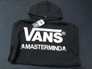 VANS x mastermind JAPAN 帽T size S
