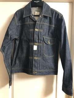 全新lee 101 j denim jacket new Sz 38 (原價15800 yen)