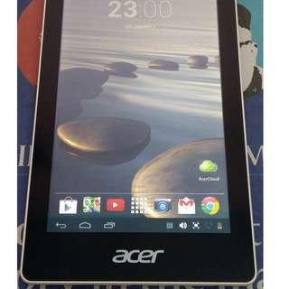 faulty acer tablet
