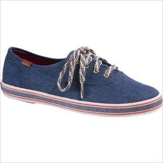 (Free postage!) Keds Champion Americana Blue Sneakers