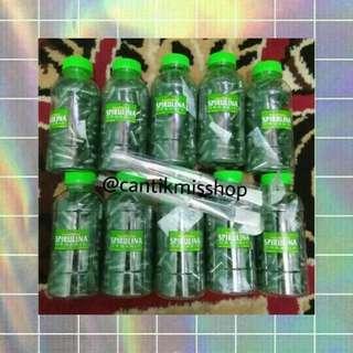 Masker spirulina original 100% pket 10 kapsul