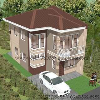 100sq.m House and Lot in Greenview Executive village, West Fairview Quezon City