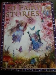 50 Fairy Stories complied by Tig Thomas