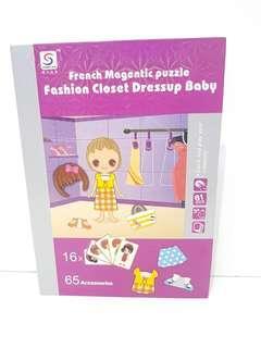 Fashion Closet Dressup Baby