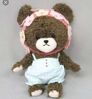 The Bears School Jackie 花花公仔