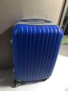 Polo Suitcase Hand Carry Luggage 行李箱(可手提上機)
