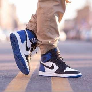 NIKE AIR JORDAN 1 Fragment Design