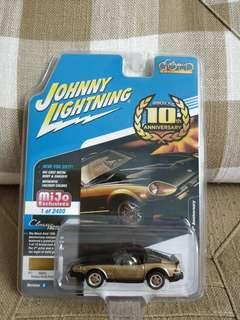 Johnny Lighting Nissan 280ZX not S30 fairlady Tomica Tomytec Tarmac hotwheels