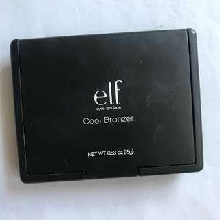 ELF Cool Bronzer Powder Palette