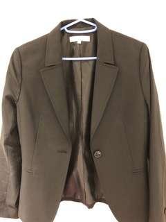 Cour Carre Black Jacket