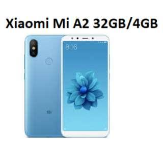 Xiaomi Mi A2 32GB +4GB Brand new ( Blue)